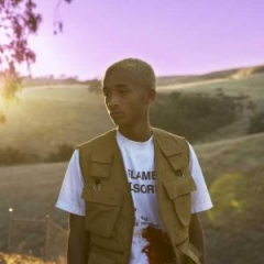 Jaden Smith - Play This On A Mountain At Sunset
